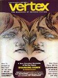 Portada de VERTEX - THE MAGAZINE OF SCIENCE FICTION - VOLUME 2/NUMBER 6 (FEBRUARY 1975)