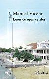 Portada de LEON DE OJOS VERDES