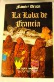 Portada de LA LOBA DE FRANCIA