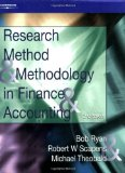 Portada de RESEARCH METHODS AND METHODOLOGY IN FINANCE AND ACCOUNTING 2ND EDITION BY RYAN, BOB, SCAPENS, ROBERT W., THEOBALD, MICHAEL, BEATTIE, V (2002) PAPERBACK