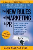 Portada de THE NEW RULES OF MARKETING & PR: HOW TO USE SOCIAL MEDIA, ONLINE VIDEO, MOBILE APPLICATIONS, BLOGS, NEWS RELEASES, AND VIRAL MARKETING TO REACH BUYERS DIRECTLY BY SCOTT, DAVID MEERMAN (2011) PAPERBACK