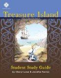 Portada de TREASURE ISLAND, STUDENT STUDY GUIDE BY HIGHLANDS LATIN SCHOOL FACULTY (2010) PAPERBACK