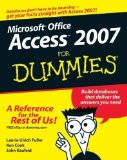 Portada de ACCESS 2007 FOR DUMMIES BY ULRICH FULLER, LAURIE PUBLISHED BY FOR DUMMIES 1ST (FIRST) EDITION (2006) PAPERBACK