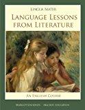 Portada de LINGUA MATER: LANGUAGE LESSONS FROM LITERATURE BY MARGOT DAVIDSON (2005-02-20)