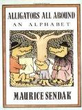 Portada de ALLIGATORS ALL AROUND (THE NUTSHELL LIBRARY) BY SENDAK, MAURICE (1991) PAPERBACK