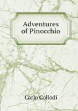 Portada de THE STORY OF A PUPPET: OR THE ADVENTURES OF PINOCCHIO