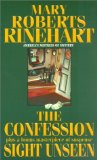 Portada de THE CONFESSION BY ROBERTS RINEHART, MARY (2002) MASS MARKET PAPERBACK