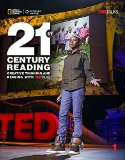 Portada de 21ST CENTURY READING STUDENT BOOK 1: CREATIVE READING AND THINKING WITH TED TALKS BY ROBIN LONGSHAW (2014-10-01)