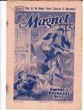 Portada de FRANK RICHARDS BOUNDER AND STICKER! (MAR. 16, 1940) (THE MAGNET, BILLY BUNTER'S OWN PAPER)