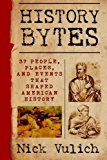 Portada de HISTORY BYTES: 37 PEOPLE, PLACES, AND EVENTS THAT SHAPED AMERICAN HISTORY BY NICK VULICH (2015-06-16)