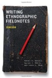 Portada de WRITING ETHNOGRAPHIC FIELDNOTES, SECOND EDITION (CHICAGO GUIDES TO WRITING, EDITING, AND PUBLISHING) BY EMERSON, ROBERT M., FRETZ, RACHEL I., SHAW, LINDA L. 2ND (SECOND) , SECO EDITION [PAPERBACK(2011)]