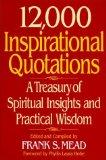Portada de 12,000 INSPIRATIONAL QUOTATIONS BY FRANK S. MEAD (2000-06-02)