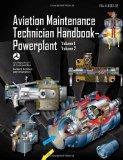 Portada de AVIATION MAINTENANCE TECHNICIAN HANDBOOK-POWERPLANT: FAA-H-8083-32 VOLUME 1 / VOLUME 2 (FAA HANDBOOKS) BY FEDERAL AVIATION ADMINISTRATION (FAA) PUBLISHED BY AVIATION SUPPLIES & ACADEMICS, INC. (2012)