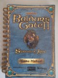 Portada de BALDURS GATE II SHADOWS OF AMN GAME MANUAL