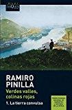 Portada de VERDES VALLES, COLINAS ROJAS 1. LA TIERRA CONVULSA (MAXI) DE RAMIRO PINILLA (1 OCT 2009) TAPA BLANDA