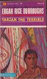 Portada de TARZAN THE TERRIBLE