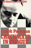 Portada de CHECKMATE IN PRAGUE THE MEMOIRS OF A GRANDMASTER 1ST EDITION BY LUDEK PACHMAN (2012) PAPERBACK