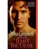 Portada de [TEMPT THE DEVIL] [BY: ANNA CAMPBELL]