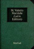 Portada de M. VALERIO MARZIALE (LATIN EDITION)