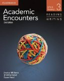 Portada de ACADEMIC ENCOUNTERS LEVEL 3 STUDENT'S BOOK READING AND WRITING AND WRITING SKILLS INTERACTIVE PACK: LIFE IN SOCIETY 2ND EDITION BY WILLIAMS, JESSICA, BROWN, KRISTINE, HOOD, SUE (2014) PAPERBACK
