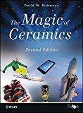 Portada de [(THE MAGIC OF CERAMICS)] [BY (AUTHOR) DAVID W. RICHERSON] PUBLISHED ON (NOVEMBER, 2012)