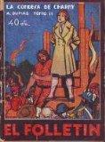 Portada de LA CONDESA DE CHARNY. TOMO II (EL FOLLETIN, N.º 60)