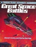 Portada de GREAT SPACE BATTLES BY STEWART COWLEY, CHARLES HERRIDGE (1979) HARDCOVER