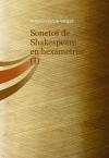 Portada de SONETOS DE SHAKESPEARE EN HEXÁMETROS I