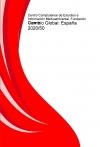 Portada de CAMBIO GLOBAL: ESPAÑA 202050