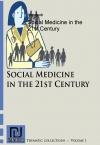 Portada de SOCIAL MEDICINE IN THE 21ST CENTURY
