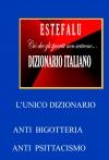 Portada de DIZIONARIO ITALIANO ESTEFALU, EDIZIONE 2012
