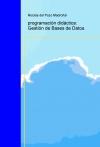 Portada de PROGRAMACIÓN DIDÁCTICA: GESTIÓN DE BASES DE DATOS.
