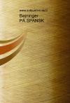 Portada de BJNINGER P SPANSK