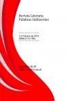 Portada de REVISTA LITERARIA PALABRAS INDISCRETAS N.5